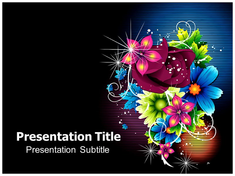 Fancy Powerpoint Templates. couture powerpoint template. fancy ...