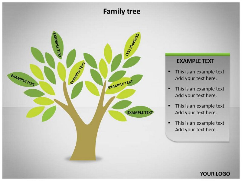 Family Tree Powerpoint Templates And Backgrounds