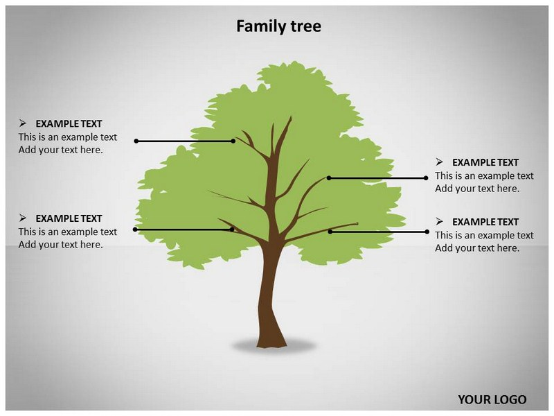 family tree powerpoint templates and backgrounds, Powerpoint templates