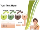 Healthy Food powerpoint themes download