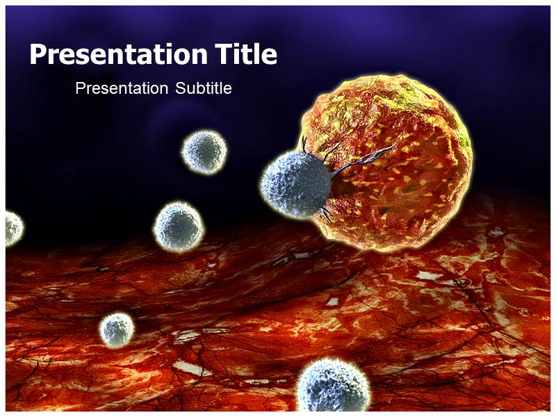 t cell powerpoint templates and backgrounds | taxform, Modern powerpoint
