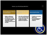 Reserved Handicapped Seat ppt templates