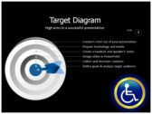 Reserved Handicapped Seat ppt themes