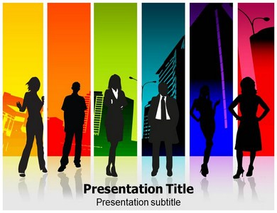 Interactive People PowerPoint Templates, PPT Backgrounds, Slides