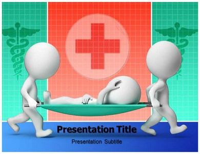 stretcher PPT Presentation Template
