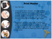 Doctor And Family Relationship powerpoint themedownload