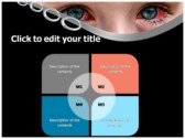 Ophthalmia powerpoint template download