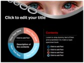Ophthalmia ppt templates