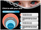 Ophthalmia powerPoint themes