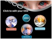Ophthalmia ppt backgrounds