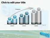 Email Marketing backgroundPowerPoint Templates
