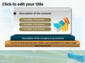 Email Marketing themes for power point