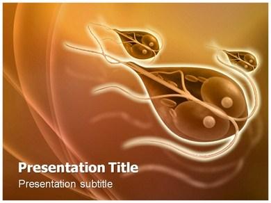 Giardia PPT Presentation Template