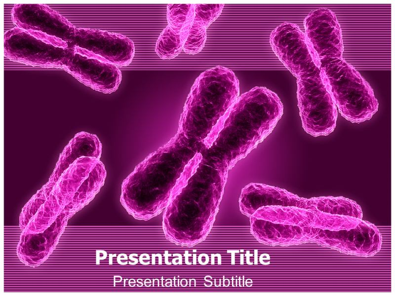 Chromosome pictures powerpoint templates and backgrounds download toneelgroepblik Choice Image