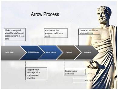 Aristotle greek philosopher templates background of scientist download 3 slides 1499 toneelgroepblik Image collections