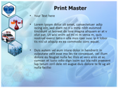 Medical Science and Technology powerpoint theme download
