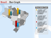 Map of Brazil full powerpoint download
