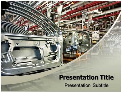 Automobile industry powerpoint templates and backgrounds automobile industry ppt presentation template toneelgroepblik Images