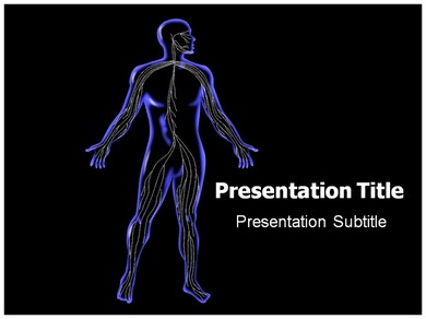 Central Nervous System PowerPoint Templates and Backgrounds