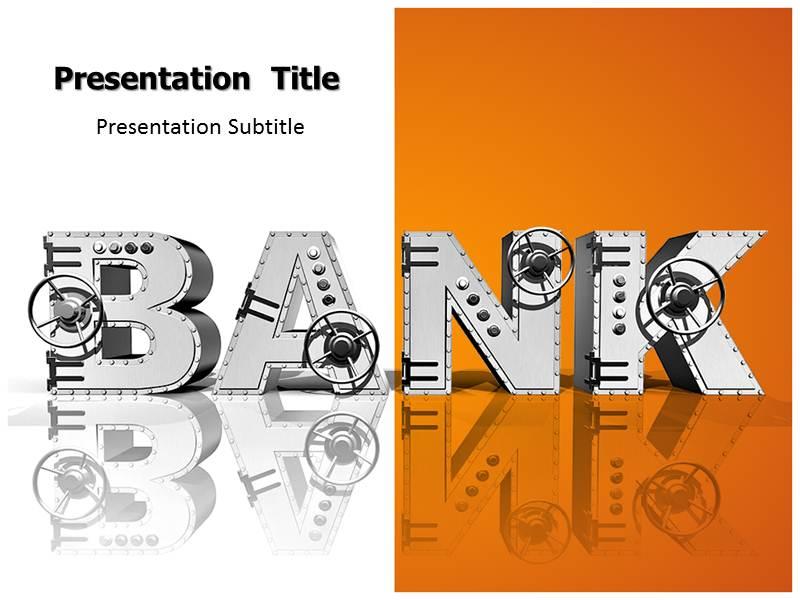 Bank powerpoint presentation template powerpoint powerpoint download toneelgroepblik Choice Image