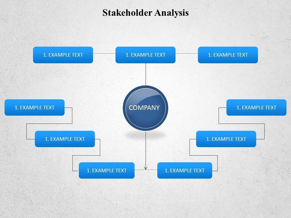 Stakeholder Analysis PowerPoint Templates and Backgrounds