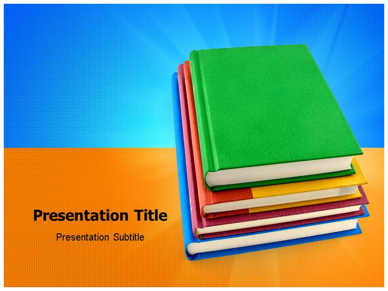 literature powerpoint templates and backgrounds