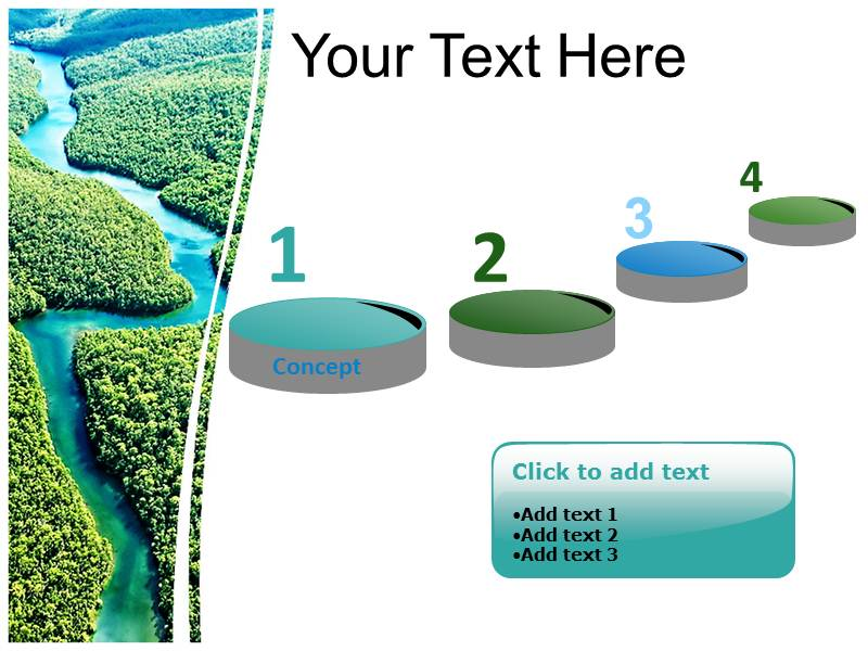 River powerpoint templates and backgrounds download toneelgroepblik