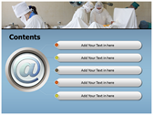 Operation Research powerpoint theme download