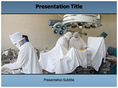Operation Research PPT Presentation Template