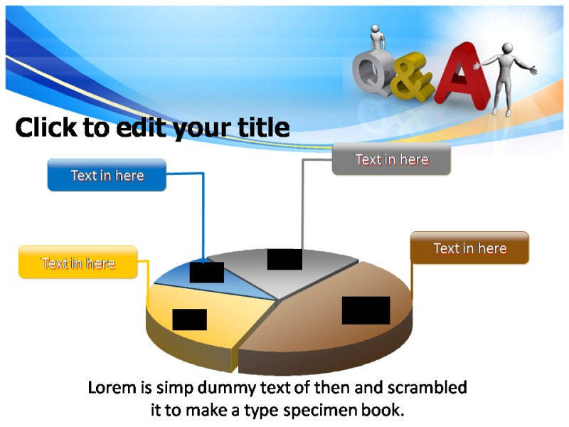 Question And Answer Powerpoint Template Question And Answer Php Powerpoint Templates And Backgrounds