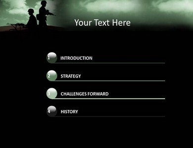 army war powerpoint templates, army war ppt backgrounds, slides, Powerpoint