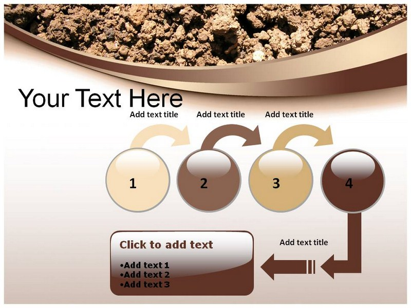 Soil powerpoint templates and backgrounds download toneelgroepblik Image collections