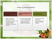 Herbs ppt templates