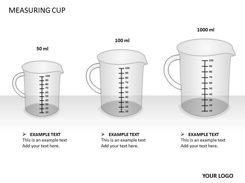 Measuring cups powerpoint templates and backgrounds download toneelgroepblik Choice Image