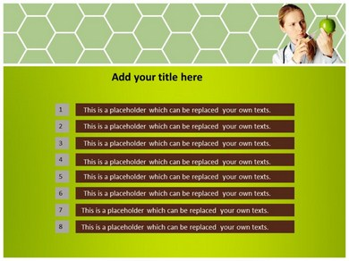 Food Science Powerpoint Templates