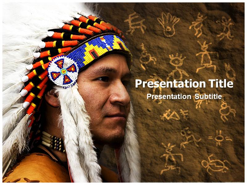 Indigenous powerpoint templates and backgrounds download toneelgroepblik Image collections
