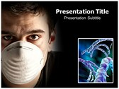 Antrax powerPoint template