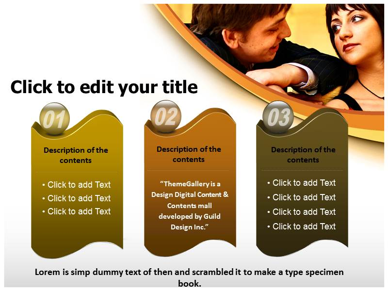 Dating powerpoint template