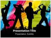Talent powerPoint template