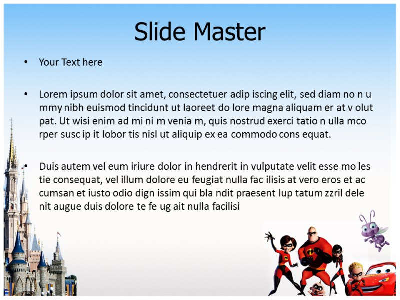 Disney Powerpoint Templates. disney characters backgrounds ...