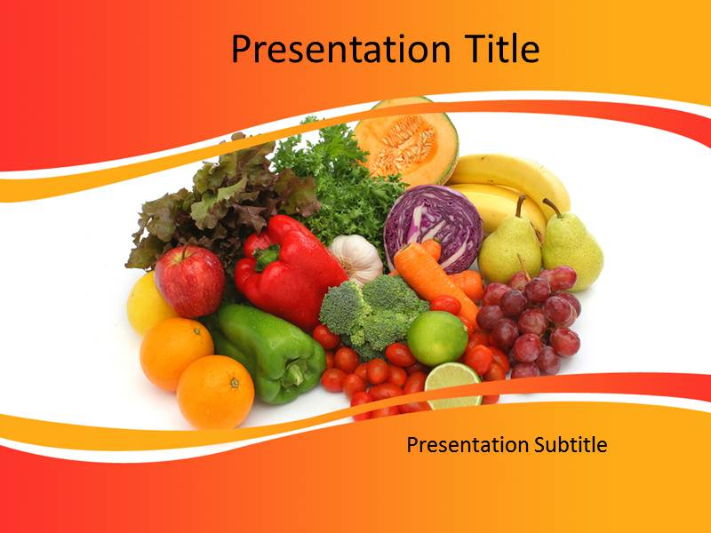 diets and nutritions powerpoint templates and backgrounds, Modern powerpoint