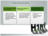 H1N1 ppt templates