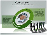 H1N1 power Point templates