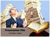Quran powerPoint template