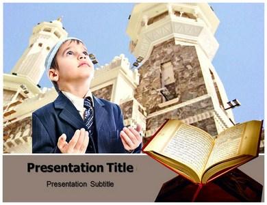 Quran PPT Presentation Template