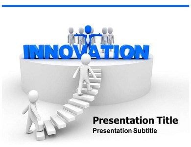 Innovative PPT Presentation Template
