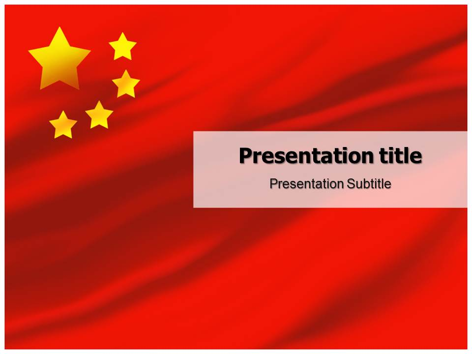China powerpoint template 28 images flag of china template flag flag powerpoint templates and backgrounds toneelgroepblik Gallery