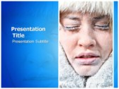 Hypothermia powerPoint template