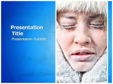 Hypothermia PPT Presentation Template