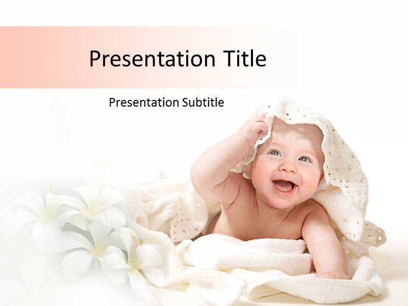 Baby boy powerpoint templates and backgrounds download toneelgroepblik Choice Image